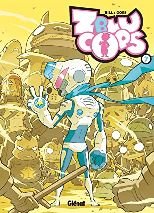 Zblucops Tome 7: Turbo Justice