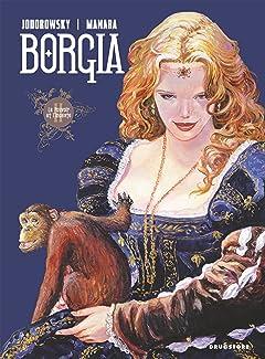 Borgia Tome 2: Le pouvoir et l'inceste