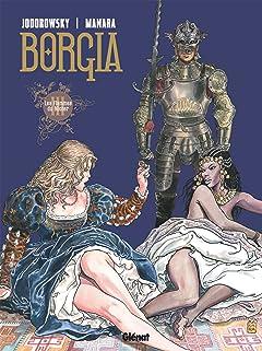 Borgia Tome 3: Les flammes du bûcher