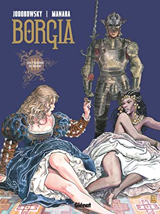 Borgia Vol. 3: Les flammes du bûcher