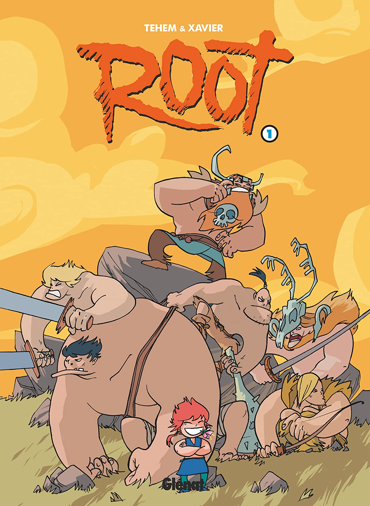 Root Vol. 1: La horde de la loose