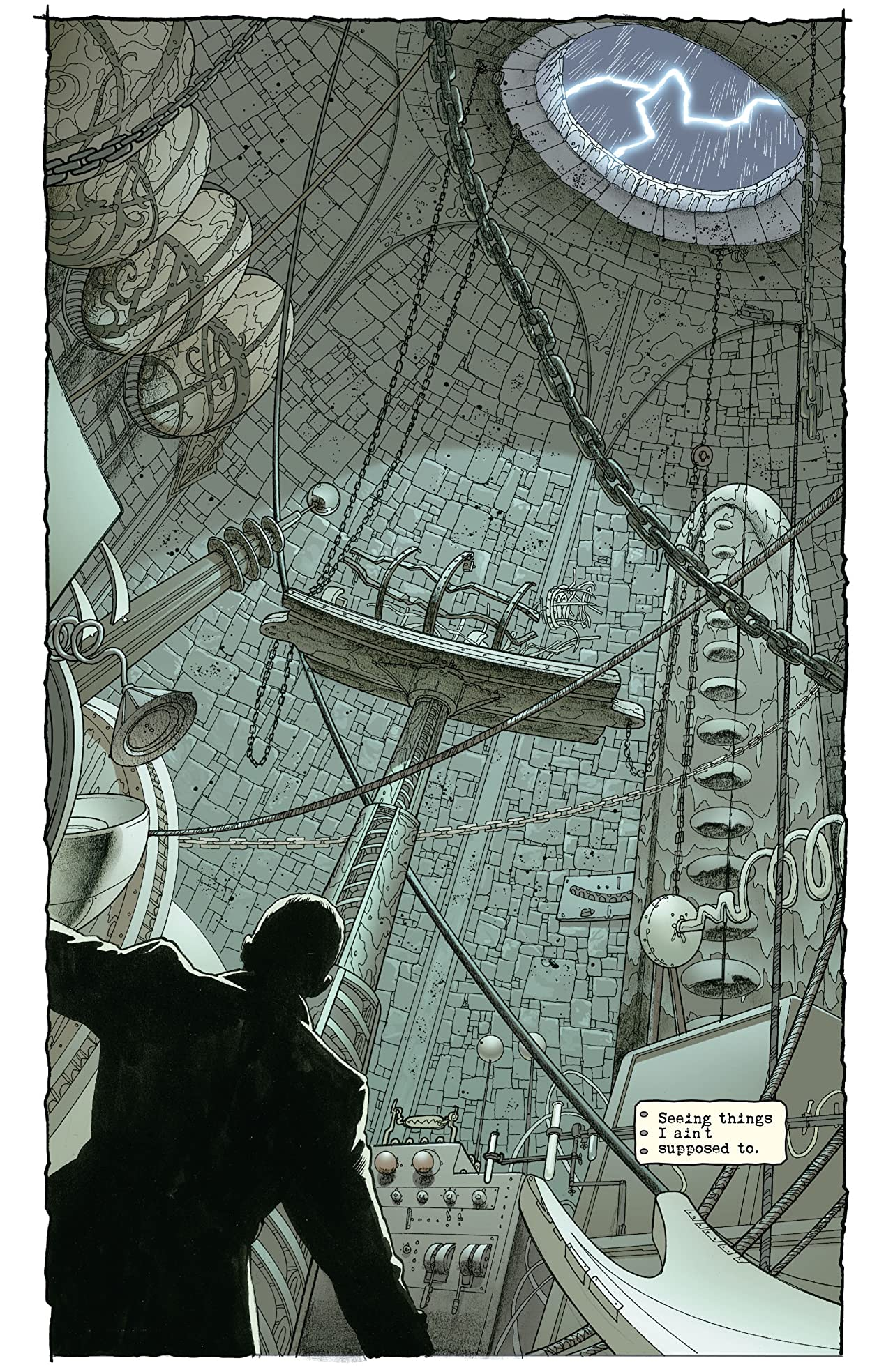 Planetary Tome 3: Leaving the 20th Century