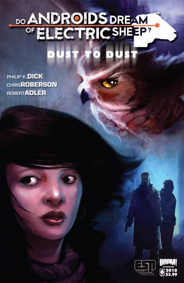 Do Androids Dream Of Electric Sheep?: Dust To Dust #6 (of 8)