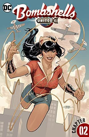 Bombshells: United (2017-2018) No.2
