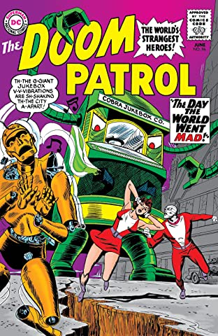 Doom Patrol (1964-1968) No.96
