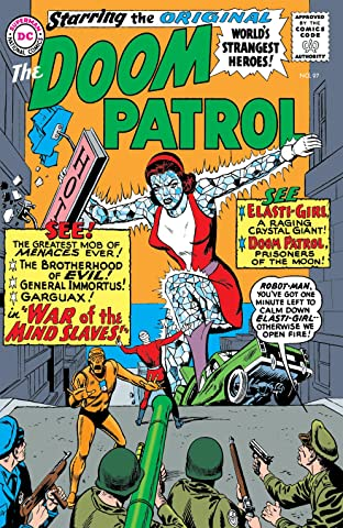 Doom Patrol (1964-1968) No.97