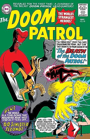 Doom Patrol (1964-1968) #98