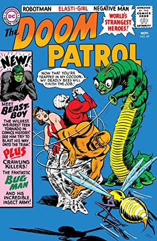 Doom Patrol (1964-1968) No.99