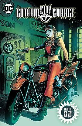 Gotham City Garage (2017-2018) #2