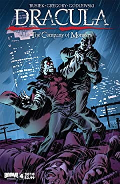 Dracula: The Company of Monsters #4