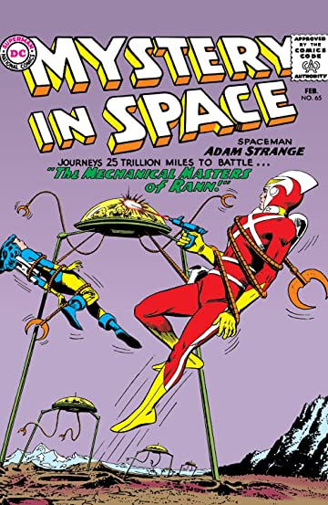 Mystery in Space (1951-1981) #65