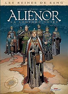 Les Reines de sang - Aliénor, la Légende noire Vol. 6