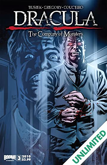 Dracula: The Company of Monsters #3