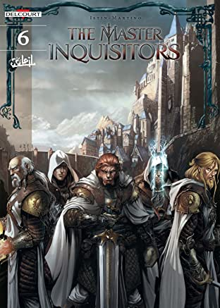 The Master Inquisitors Vol. 6: In Light of the Chaos