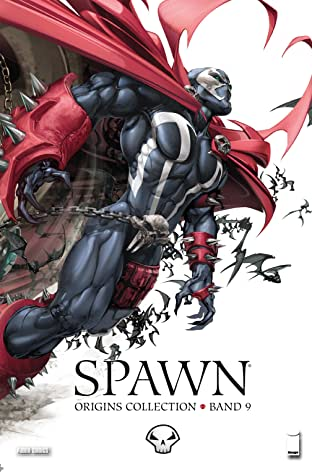 Spawn Origins Vol. 9