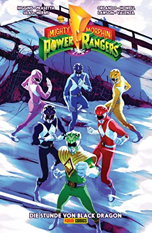 Mighty Morphin Power Rangers Vol. 2: Die Stunde von Black Dragon