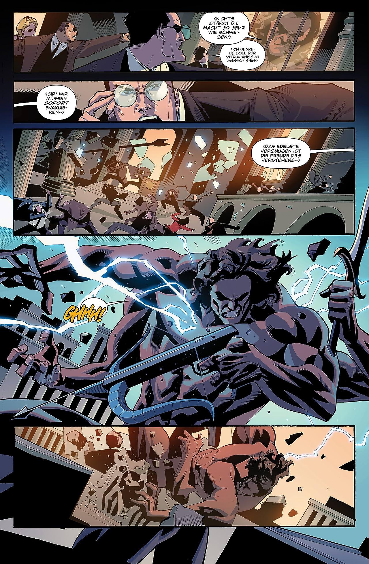 Mighty Morphin Power Rangers Vol. 2: Die Stunde von Black Dragon