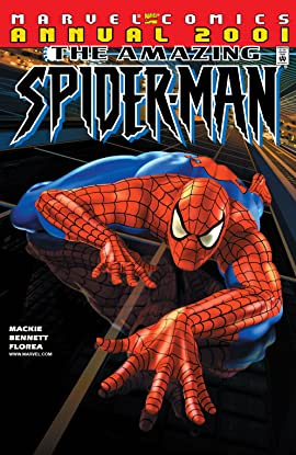Amazing Spider-Man Annual 2001 #1