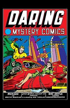 Daring Mystery Comics (1940-1942) #1