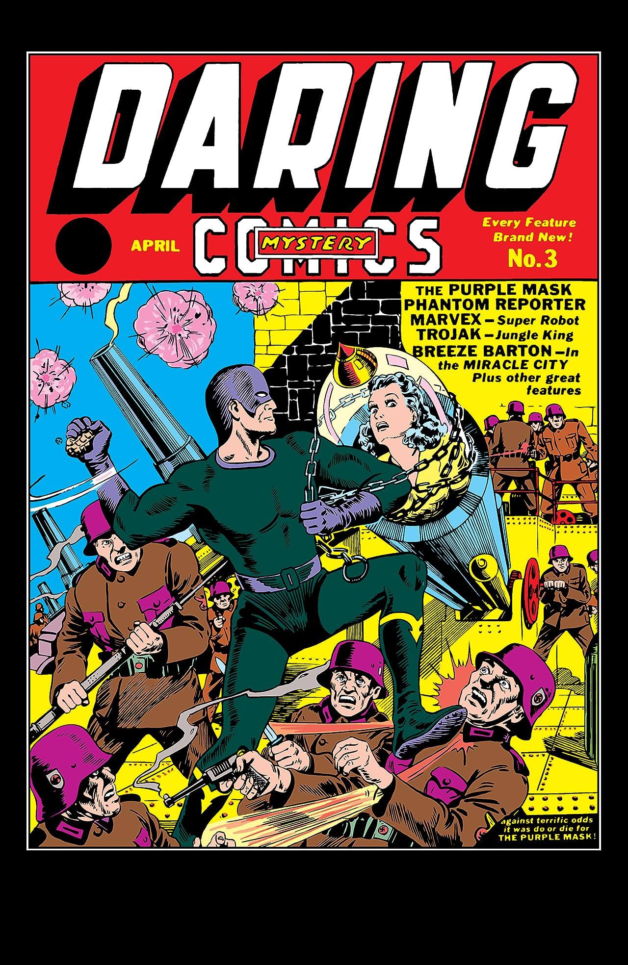 Daring Mystery Comics (1940-1942) #3