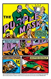 Daring Mystery Comics (1940-1942) #4