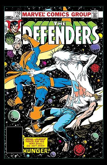 Defenders (1972-1986) #110