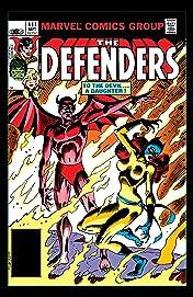 Defenders (1972-1986) #111