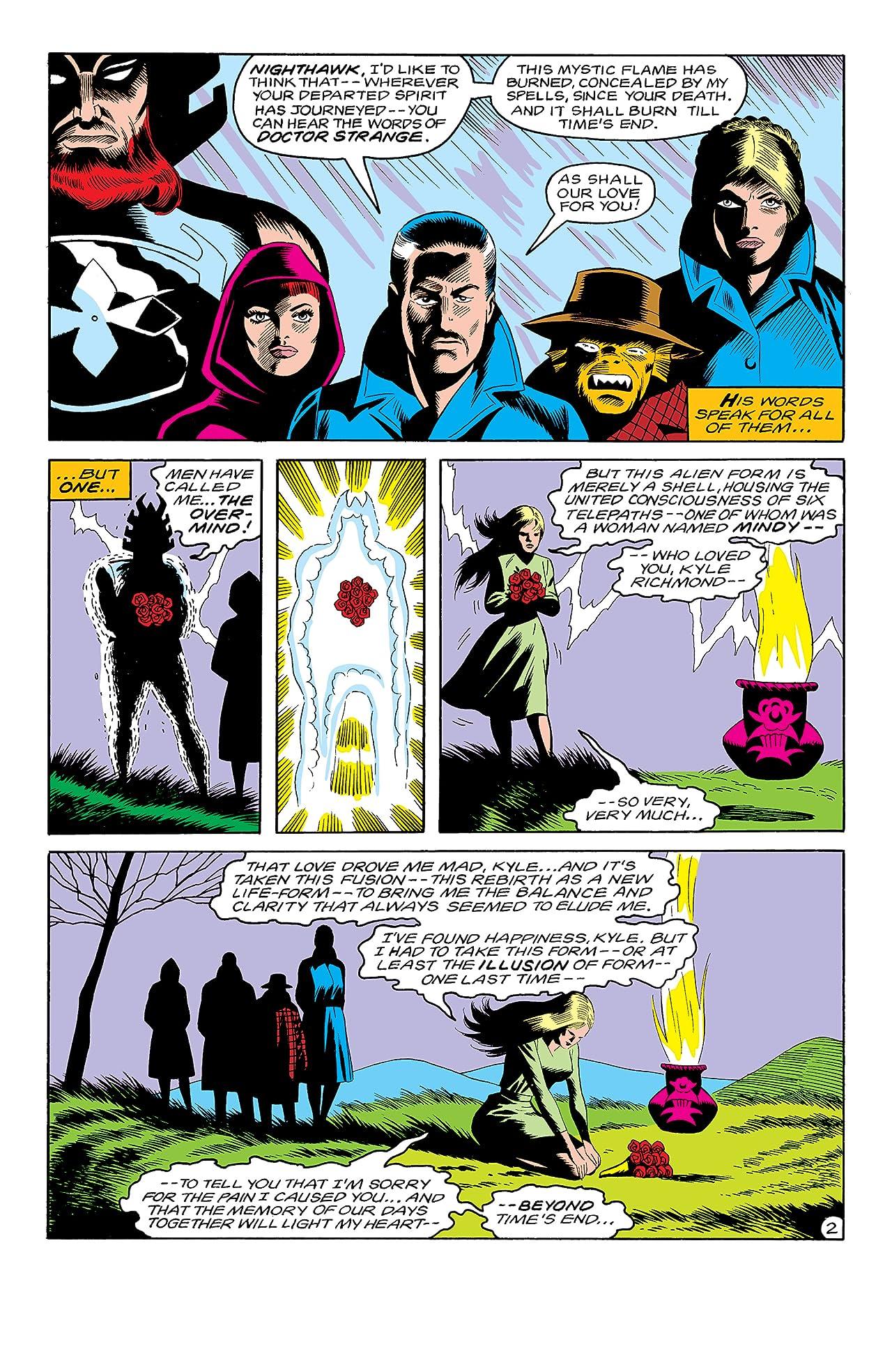 Defenders (1972-1986) #117