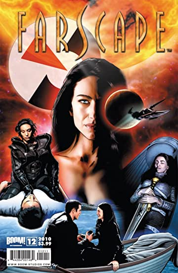 Farscape Vol. 4: Ongoing #12