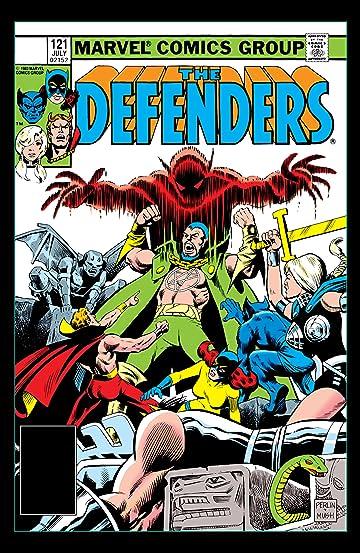 Defenders (1972-1986) #121