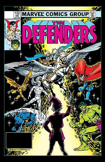 Defenders (1972-1986) #122