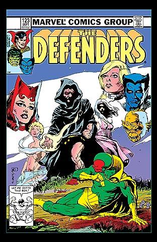 Defenders (1972-1986) #123
