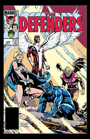 Defenders (1972-1986) #124