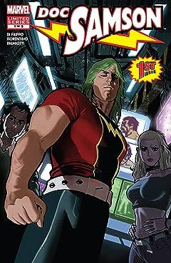 Doc Samson (2006) #1 (of 5)