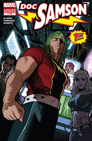 Doc Samson (2006) #1 (of 5)