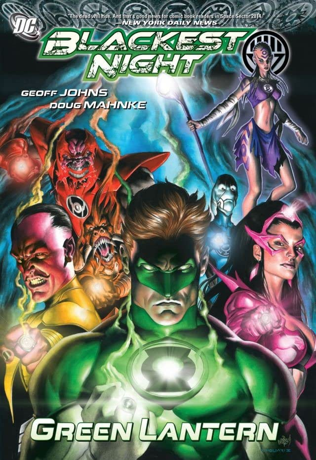 Blackest Night: Green Lantern