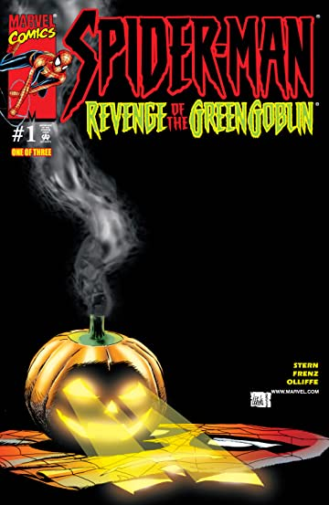 Spider-Man: Revenge of the Green Goblin (2000) #1 (of 3)