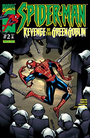 Spider-Man: Revenge of the Green Goblin (2000) #2 (of 3)
