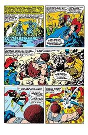 Thor (1966-1996) Annual #1