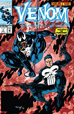 Venom: Funeral Pyre (1993) #1 (of 3)