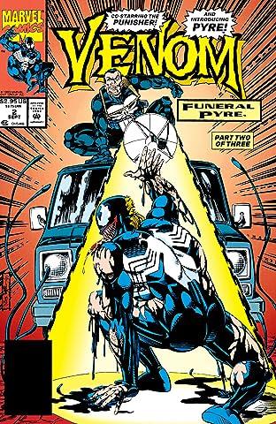 Venom: Funeral Pyre (1993) #2 (of 3)