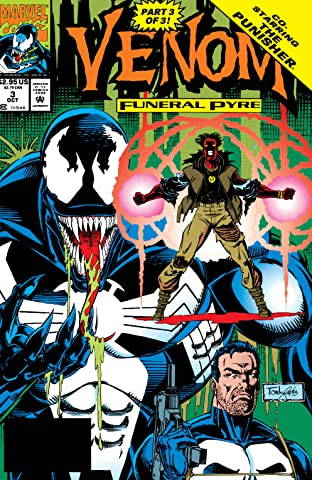 Venom: Funeral Pyre (1993) #3 (of 3)