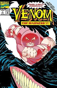 Venom: The Madness (1994) #1 (of 3)