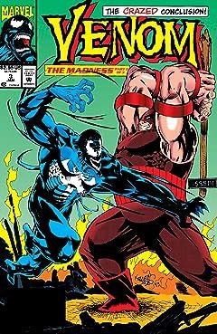 Venom: The Madness (1994) #3 (of 3)