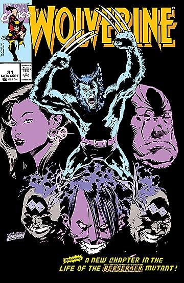 Wolverine (1988-2003) #31