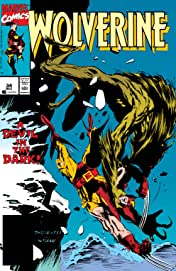 Wolverine (1988-2003) #34