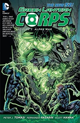 Green Lantern Corps (2011-2015) Vol. 2: Alpha War