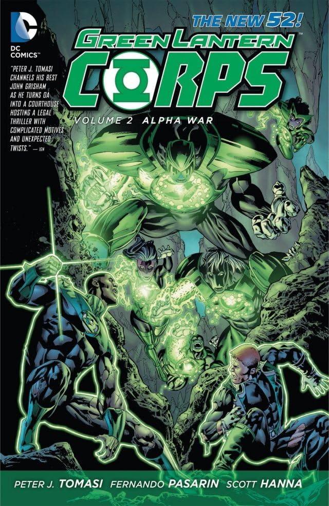 Green Lantern Corps (2011-2015) Vol. 2: Alpha War
