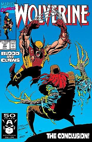 Wolverine (1988-2003) #37