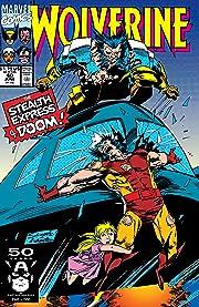 Wolverine (1988-2003) #40